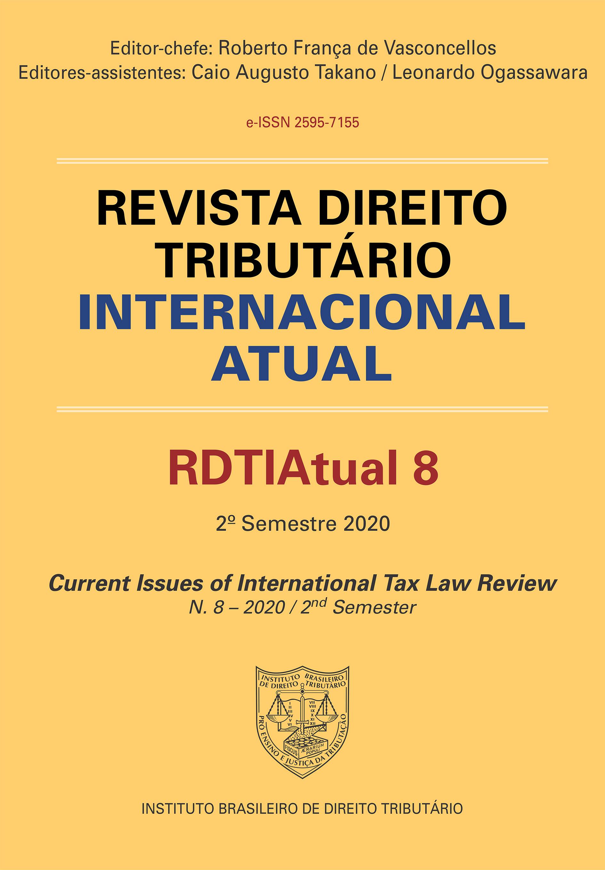 capa RDTIA Número 8